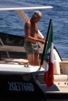 Marco Tronchetti Provera - Portofino - 10-07-2011 - Le star migrano con lo yacht