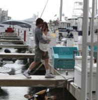 Suri Cruise, Tom Cruise - Miami - 19-06-2011 - Le star migrano con lo yacht