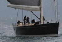 Marco Tronchetti Provera - Portofino - 10-04-2012 - Le star migrano con lo yacht