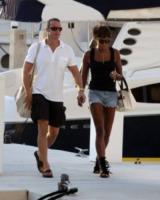 Vladislav Doronin, Naomi Campbell - Miami - 11-10-2009 - Le star migrano con lo yacht