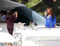 Beyonce Knowles - Miami - 15-11-2011 - Le star migrano con lo yacht