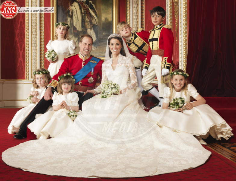 Principe William, Kate Middleton - Londra - 01-05-2011 - Dalla regina a Meghan Markle: gli abiti da sposa reali più belli