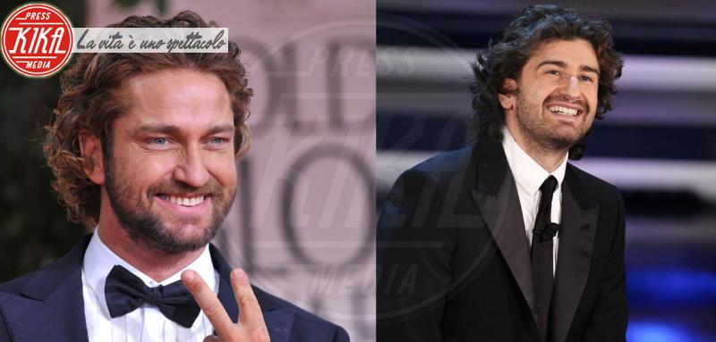 Alessandro Siani, Gerard Butler - Separati alla nascita: ma siete identici!