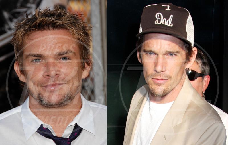 Mark McGrath, Ethan Hawke - Leonardo DiCaprio ha un sosia, ed è italiano, Davide Silvestri
