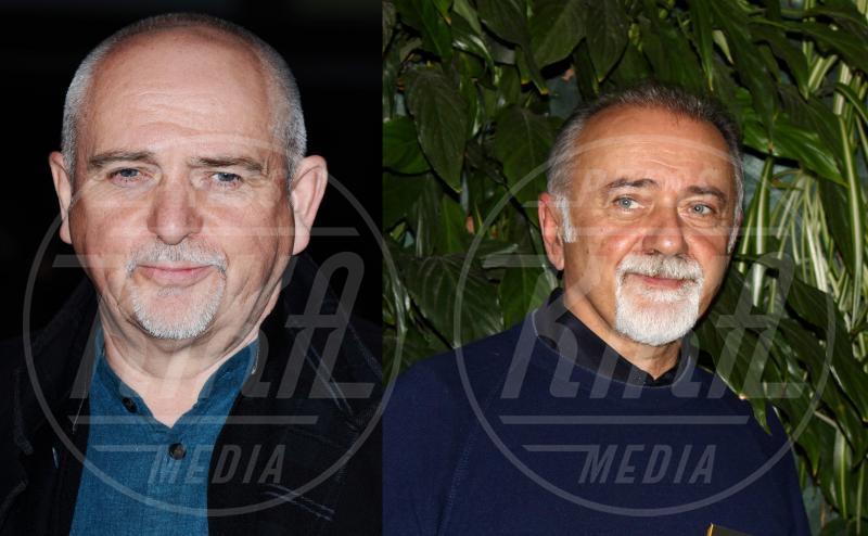 Peter Gabriel, Giorgio Faletti - Separati alla nascita: scusa, ma siamo parenti?