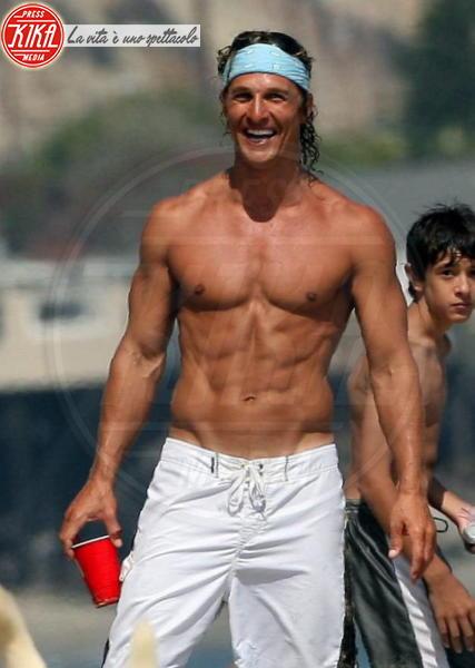 Matthew McConaughey - Los Angeles - 06-07-2011 - Estate 2019: gli uomini più muscolosi dello showbiz
