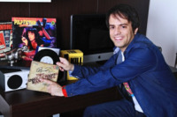 """Federico Mancosu - Roma - 19-04-2012 - Federico Mancosu, grafico romano: """"Così è nato Django Unchained"""""""