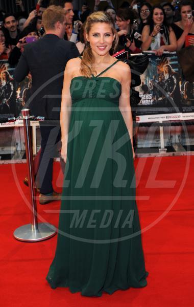 Elsa Pataky - Londra - 19-04-2012 - Elsa Pataky: più bella di così non si può