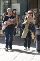 Aleph Portman-Millepied, Benjamin Millepied, Natalie Portman - New York - 19-04-2012 - Natalie Portman ha chiesto la cittadinanza francese