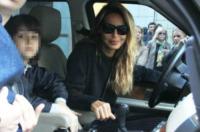Carlos Corona, Nina Moric - Milano - 22-04-2012 - Nina Moric: