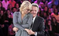 Maria De Filippi, Dustin Hoffman - Milano - 22-04-2012 - La signora di Mediaset