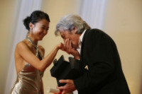Jeon Do-yeon, Alain Delon - Cannes - 27-05-2007 - Romanticismo: la chiave per entrare nel cuore delle donne