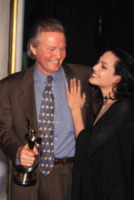 Jon Voight, Angelina Jolie - Las Vegas - 02-03-2010 - Suoceri famosi delle star... e dove trovarli!