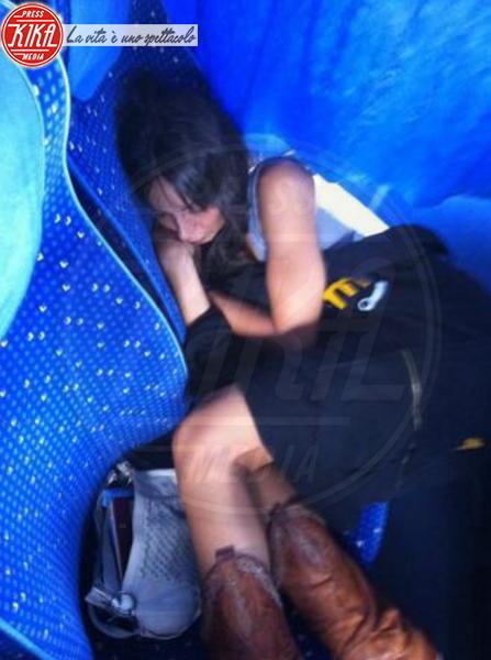Siria De Fazio - Milano - 06-03-2012 - Dormirebbero tutto il giorno, ma solo per una buona causa