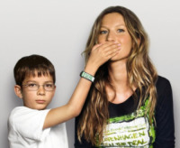 Felix Finkbeiner, Gisele Bundchen - 13-05-2011 - Le celebrità sono i veri guardiani… dell'ambiente!