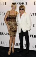 Rod Stewart, Penny Lancaster - Londra - 10-09-2006 - Rod Stewart, il divorzio è ufficiale