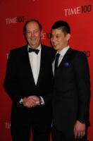 Jeremy Lin, Bill Bradley - New York - 24-04-2012 - Dallo sport alla politica il passo è breve