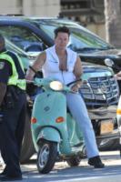 Mark Wahlberg - Miami - 25-04-2012 - Donald Trump all'attacco della Vespa: come faranno le star?