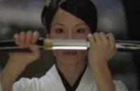 Kill Bill, Lucy Liu - Los Angeles - 08-03-2012 - Le eroine del grande schermo combattono per un mondo più rosa