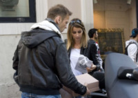 Rosza Tassi, Rozsa Tassi, Rocco Siffredi - Hollywood - 10-02-2015 - Rozsa Tassi: ecco la storia della moglie di Rocco Siffredi
