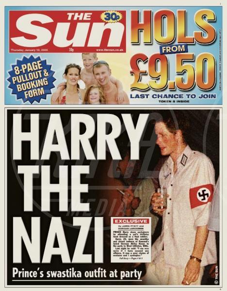 Principe Harry - Principe Harry: i 30 anni di uno scapolo… reale!