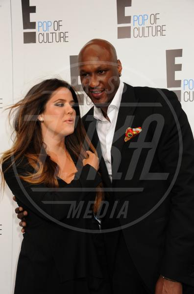 Lamar Odom, Khloe Kardashian - New York - 30-04-2012 - Lamar Odom e Khloe Kardashian si separano