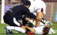 Antonio Puerta - Milano - 15-04-2012 - Antonelli: lo sport piange ancora un suo campione