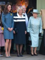 Regina Elisabetta II, Kate Middleton, Camilla Parker Bowles - Londra - 01-03-2012 - Dio salvi la regina: Elisabetta II compie 89 anni
