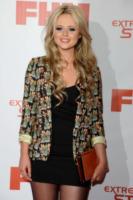 Emily Atack - Londra - 01-05-2012 - La Mastronardi in un film con Brett Dalton e Stana Katic