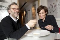 Laura Bottura, Massimo Bottura - Modena - 07-02-2011 - Massimo Bottura conquista i londinesi: dove nasce la sua cucina
