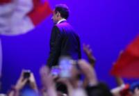 Nicolas Sarkozy - Parigi - 07-05-2012 - L'ex presidente Sarkozy in stato di fermo per concussione