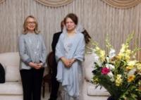 Khaleda Zia, Hillary Clinton - Dhaka - 10-05-2012 - Hillary Clinton: