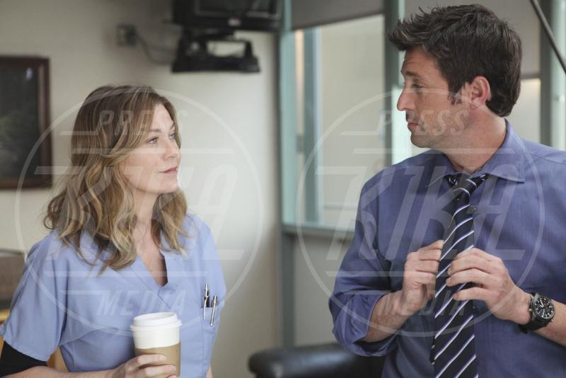 Grey's Anatomy - 04-02-2010 - Addio Dottor Stranamore: Patrick Dempsey lascia Grey's Anatomy