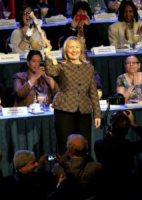 Hillary Clinton - New York - 10-05-2012 - Hillary Clinton tra onorificenze e la rottura con Bill