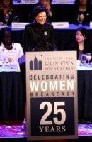 Diana Taylor - New York - 10-05-2012 - Hillary Clinton tra onorificenze e la rottura con Bill