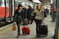 Xenia Tchoumitcheva - Roma - 22-01-2012 - Autista personale? Macché! I vip scelgono i mezzi pubblici
