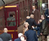 Colin Firth, Nicole Kidman - Perth - 02-05-2012 - Autista personale? Macché! I vip scelgono i mezzi pubblici