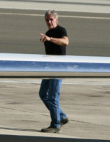 Harrison Ford - Santa Monica - 29-07-2010 - Harrison Ford, nuovo incidente aereo: poteva essere un disastro