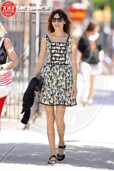 Alexa Chung - New York - 17-05-2012 - Quando magro non è bello: star che sono dimagrite troppo