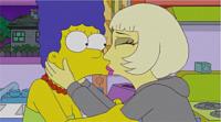 Marge Simpson, Lady Gaga - 18-05-2012 - Homer Simpson risponderà alle domande dei fan