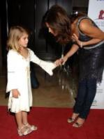 Kaia Gerber, Cindy Crawford - Beverly Hills - 17-09-2006 - La Sirenetta aiuta i bambini malati