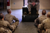 Addestramento - Parris Island - 19-04-2012 - L'università dei Marines: Parris Island