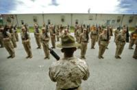 Istruttore Marco Martinez - Parris Island - 19-04-2012 - L'università dei Marines: Parris Island