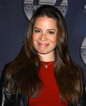 Holly Marie Combs - Hollywood - 30-11-2001 - TV: Holly Marie Combs di Streghe incinta del secondo figlio