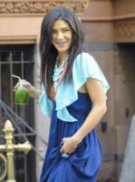 Jessica Szohr - New York - 25-08-2009 - Tutti pazzi per lo smoothie! Ecco come si dissetano i VIP