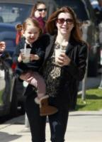 Satyana, Alyson Hannigan - Santa Monica - 01-03-2011 - Tutti pazzi per lo smoothie! Ecco come si dissetano i VIP