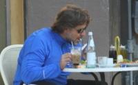 Russell Crowe - Los Angeles - 10-10-2011 - Tutti pazzi per lo smoothie! Ecco come si dissetano i VIP