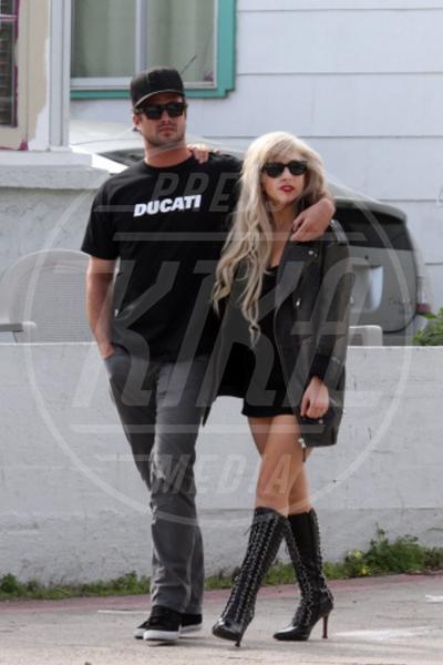 Taylor Kinney, Lady Gaga - 29-12-2011 - 2013: l'annus horribilis delle coppie più belle
