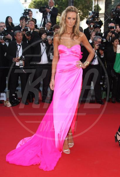 Lady Victoria Hervey - Cannes - 23-05-2012 - Quest'anno la primavera è tutta fucsia!