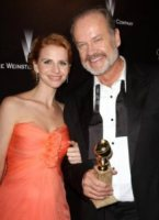 Kayte Walsh, Kelsey Grammer - 15-01-2012 - Madri surrogate, perchè no? A Hollywood lo fanno